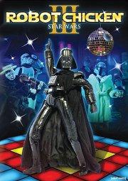Постер Робоцып: Звездные войны-3