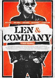 Постер Лен и компания