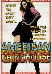 Постер Американский грайндхаус