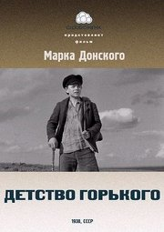 Постер Детство Горького