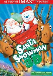 Постер Приключения Снеговика и Санты