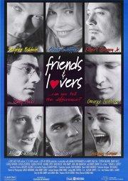 Постер Друзья и любовники
