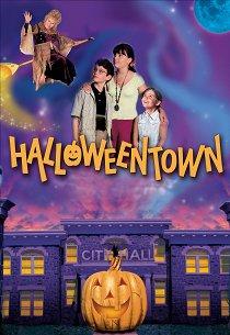 Город Хеллоуин