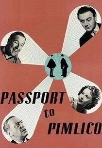 Паспорт в Пимлико
