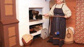 Родной дом: башкирская юрта и русская изба