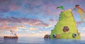 Невероятная история о гигантской груше