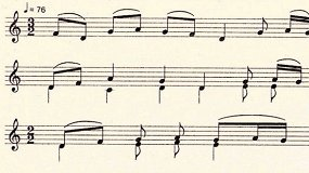 Тайна скрипичного ключа