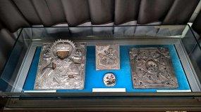 Экспозиция русской иконописи и меднолитой пластики XVI–XIX веков