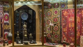 Декоративно-прикладное искусство Средней Азии и Казахстана XVIII–XX веков