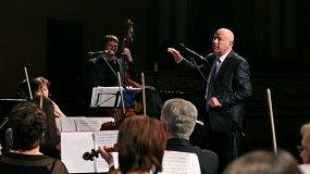 «Музыка на воде. Вивальди, Чайковский, Моцарт»: Симфонический оркестр Аркадия Фельдмана