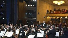 «Юбилейный вечер Губернаторского симфонического оркестра»
