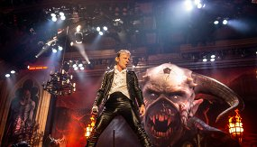 [концерт отменен] Iron Maiden