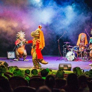 Поющие динозавры