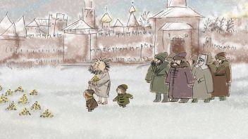 Сборник мультфильмов «Про Степана-кузнеца»