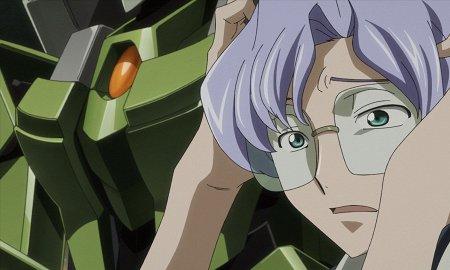 аниме про боевых роботов