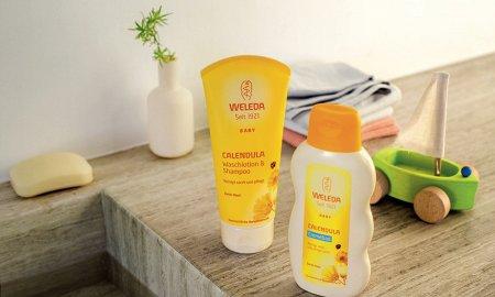 флаконов заботы: средства для детской кожи