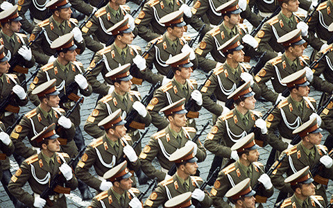 Наука военных маршей