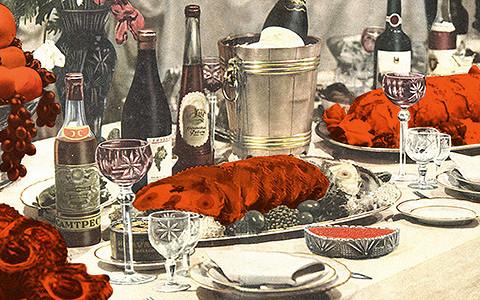 Какие ресторанные блюда приготовить к Новому году