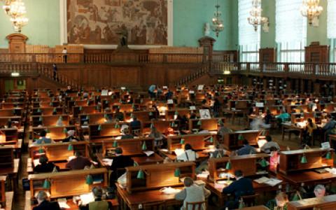 Как устроена главная библиотека страны