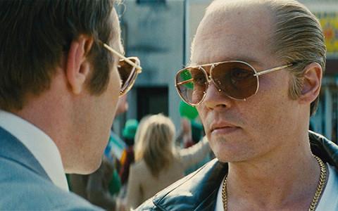 «Черная месса»: Джонни Депп в роли легендарного бостонского бандита