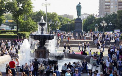 «Зеленая неделя» в парке Горького, никакого строительства под Пушкинской площадью и другие городские новости