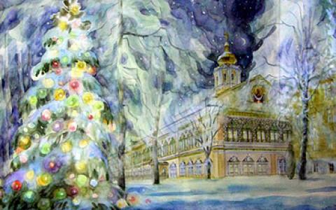 Новогодние каникулы в Нижнем Новгороде
