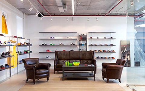 Магазин с редкими моделями кроссовок по новому адресу