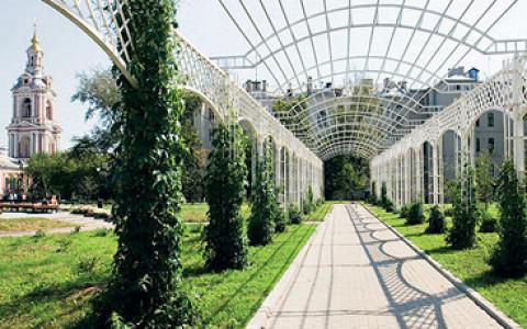 Сад им. Баумана закрыт до 25 августа