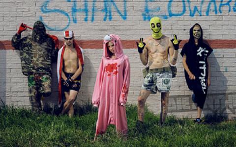 Die Antwoord о Южной Африке, любви к Дэвиду Линчу и подлинности