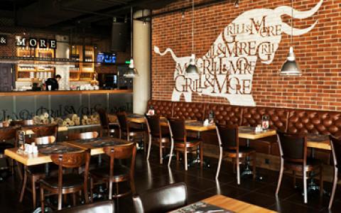 Ресторан Grill & More, антикафе Rebel Art House, магазины Lavkalavka, «Шанхайский котелок» и другие