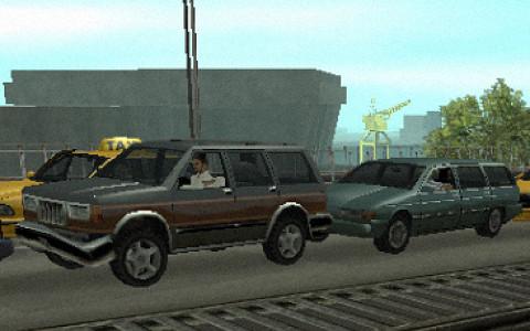 Пьяные велосипедисты, камеры-контролеры и другие новости от ГИБДД в игре GTA: San Andreas
