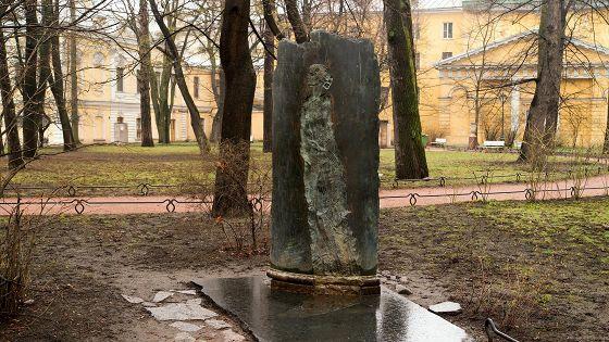 Музей Анны Ахматовой в Фонтанном доме