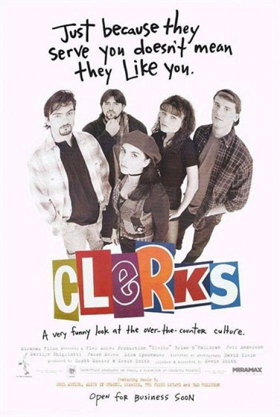 Клерки (Clerks.)