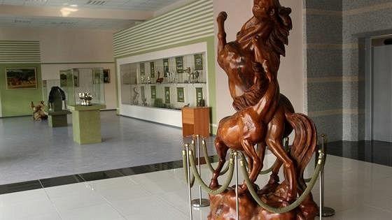 Музей коневодства и конного спорта