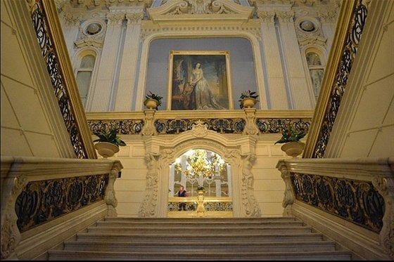 Дворец Зинаиды Юсуповой