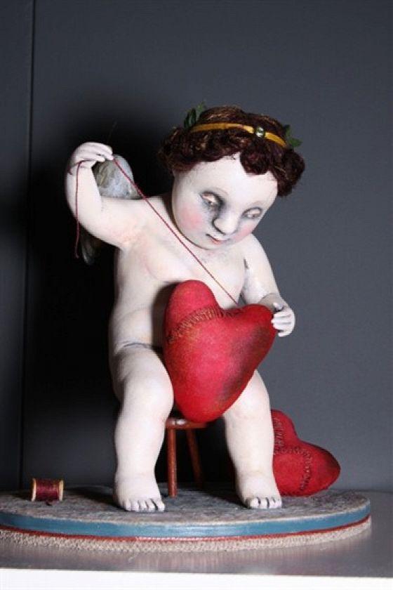 II Московская международная выставка «Искусство куклы»