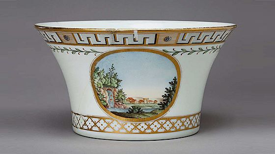 Декоративно-прикладное искусство России XVIII — первой трети XIX века