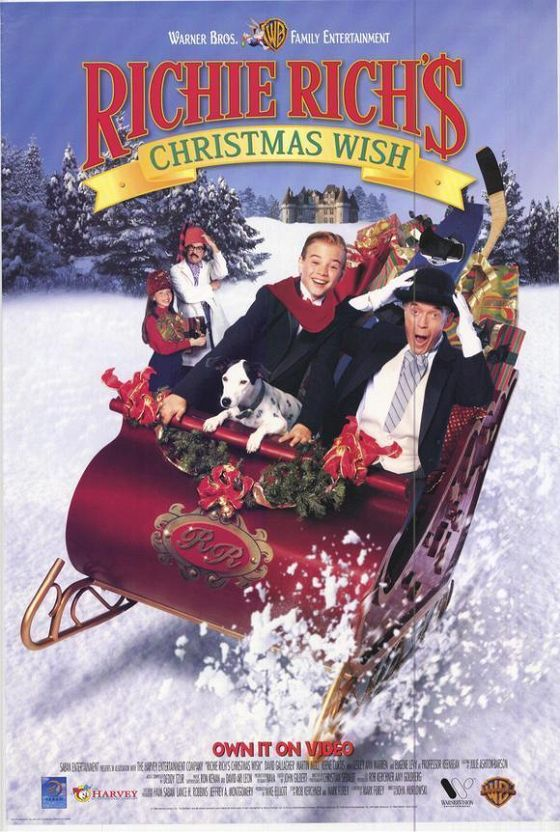 Богатенький Ричи-2 (Richie Rich's Christmas Wish)
