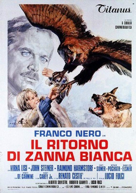 Возвращение Белого Клыка (Il ritorno di Zanna Bianca)