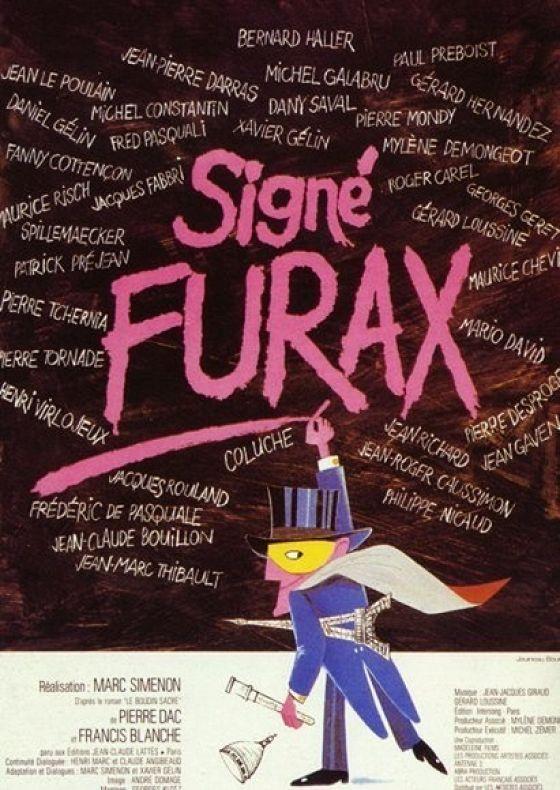 Знак «Фуракс» (Signe Furax)