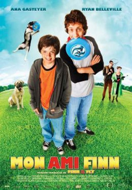 Приключение Финна (Finn on the Fly)