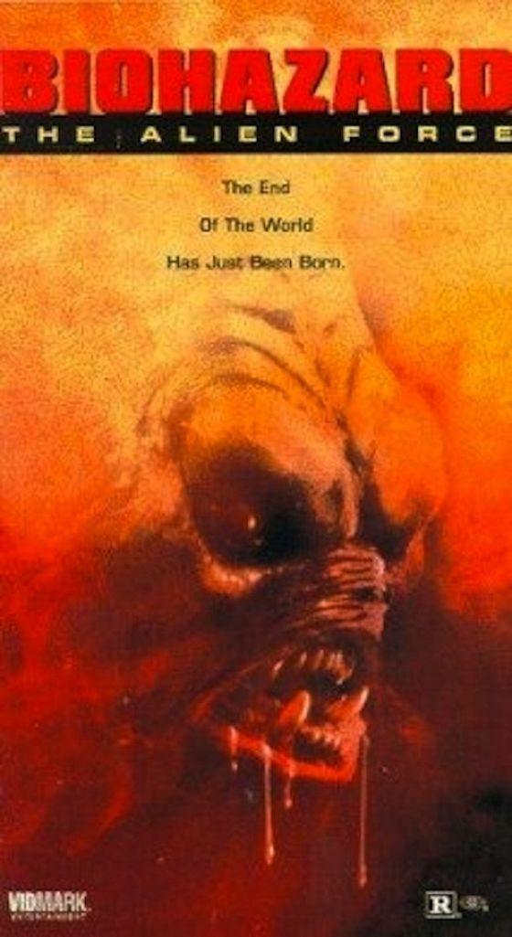 Биозавр (Biohazard: The Alien Force)
