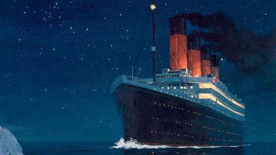 Титаник. 100 лет истории