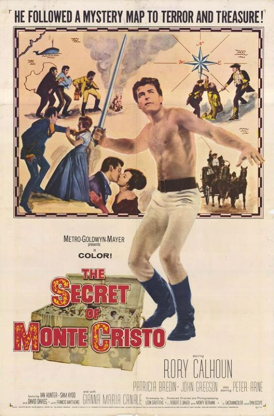 Секрет Монте-Кристо (The Treasure of Monte Cristo)