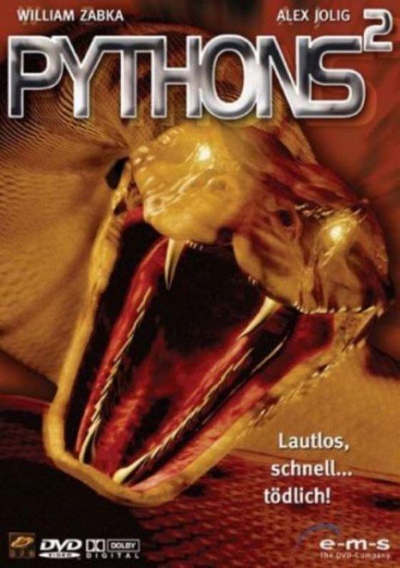 Питоны-2 (Python 2)