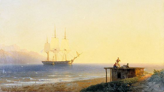 Айвазовский и флот