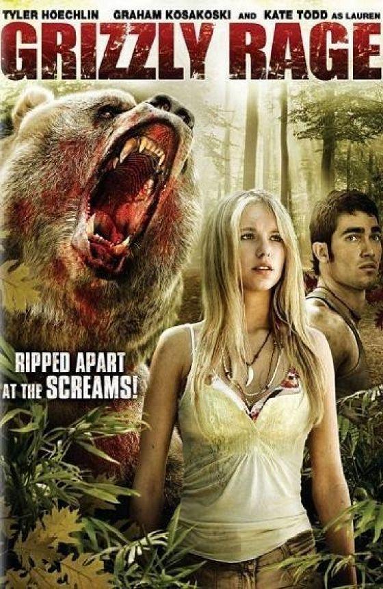 Ярость гризли (Grizzly Rage)
