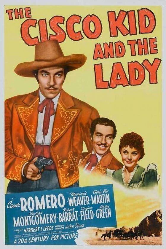 Циско Кид и леди (The Cisco Kid and the Lady)