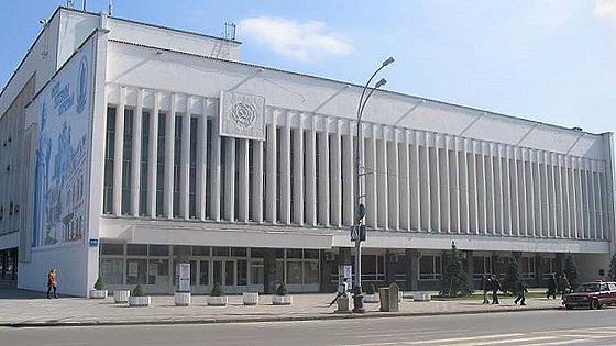 Муниципальный концертный зал органной и камерной музыки