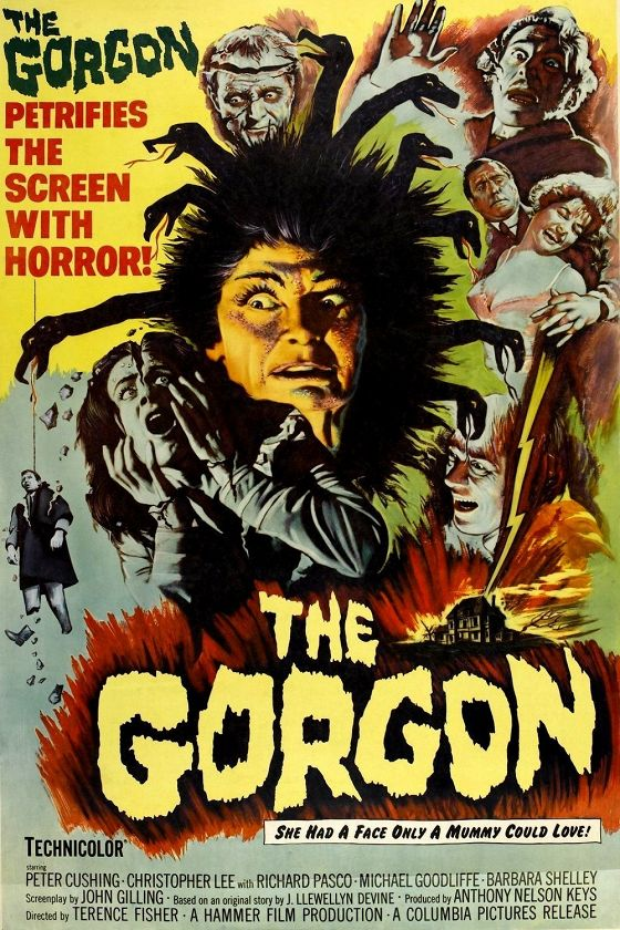Горгона (The Gorgon)
